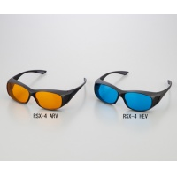 レーザー防护眼镜 SAFETY GLASSES  RS-80 YG